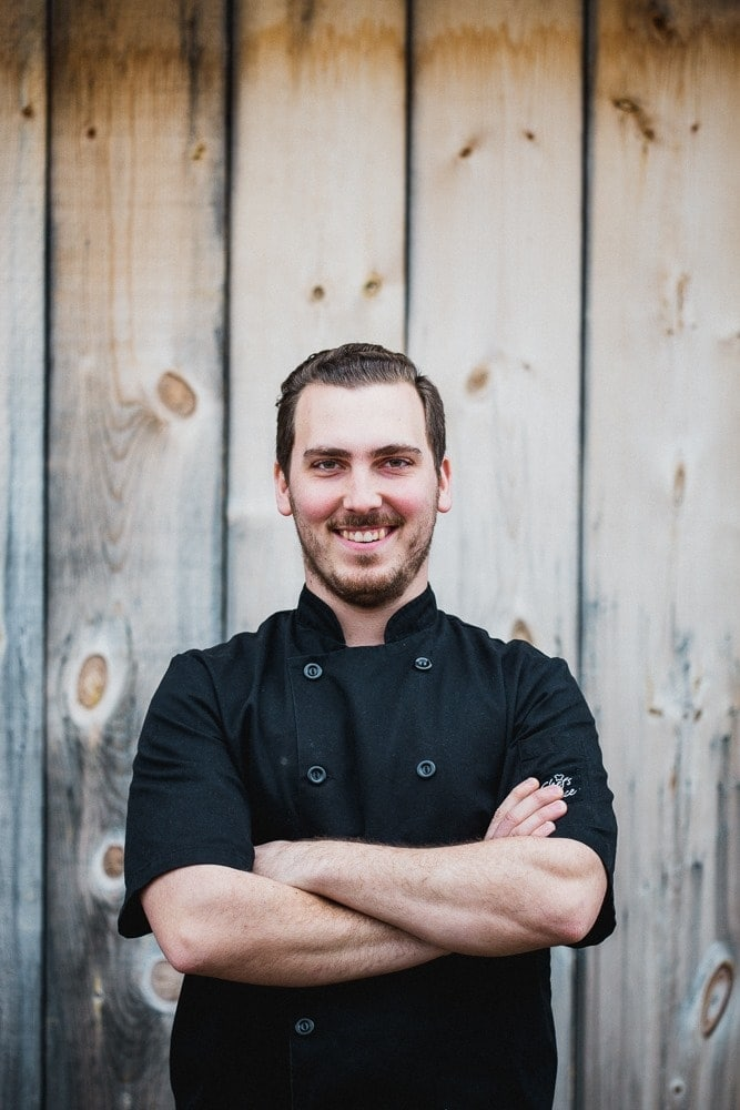 Mark Red Seal Chef