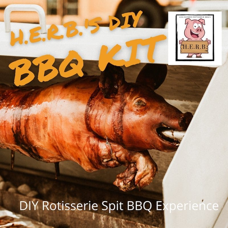 Party BBQ Hog